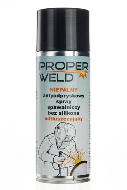 Weld - niepalny preparat antyodpryskowy
